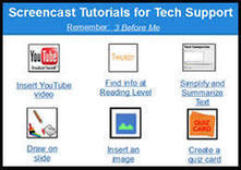 Screencasts as an Instructional Tool ~ Cool Tools for 21st Century ... | Edubloggercon 2011 Tools Smackdown | Scoop.it