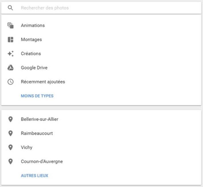 Google Photos intègre une barre de recherche fixe et des nouveautés - Arobasenet.com | TIC et TICE mais... en français | Scoop.it