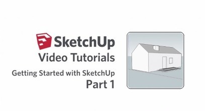 Learn SketchUp | SketchUp | Mundos Virtuales, Educacion Conectada y Aprendizaje de Lenguas | Scoop.it