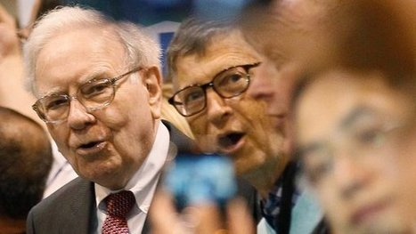 With the Blessing of Bill Gates, an Unlikely Summertime Best Seller | Acquiring | Scoop.it