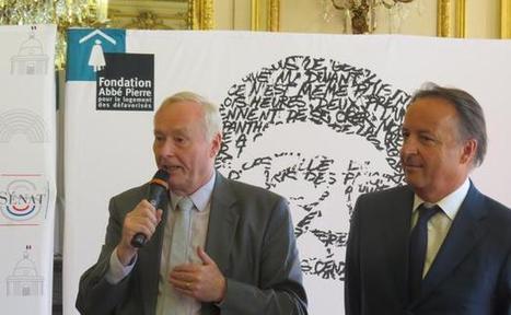 Fondation Abbé Pierre: Les exclus s'expriment au Sénat pour parler ... - 20minutes.fr | Hébergement et accès au logement des personnes sans-abri ou mal-logées | Scoop.it