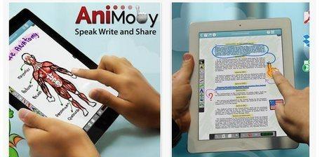 Animoby: crea presentaciones animadas con audio, imágenes y diseños varios desde dispositivos móviles | CREATIVIDAD | Scoop.it