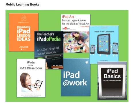 Mobile learning books and course for iOs devices | iPad lesson ideas | Scoop.it