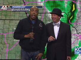 Michael Winslow brings his sound effect talents to Kansas City | KCLive.tv | OffStage | Scoop.it