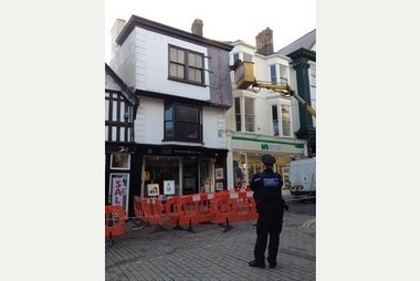 Second historic building collapse in a week - Torquay Herald Express | Sustainable Historic Buildings | Scoop.it