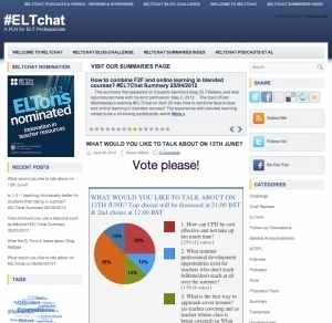 A tribute to#ELTchat | #AusELT Links | Scoop.it