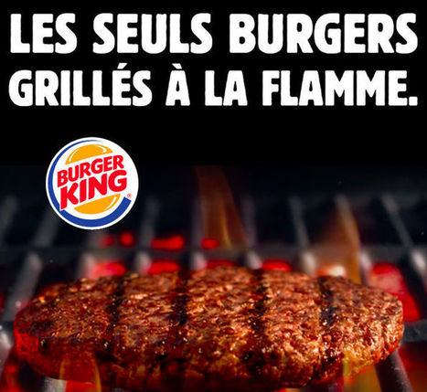 Burger King - Une cuisson à la flamme qui pose question | Toxique, soyons vigilant ! | Scoop.it