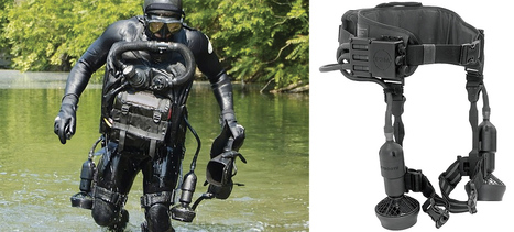 You Can't Buy These Underwater Iron Man Thrusters Without Gov't Approval - Gizmodo | All about water, the oceans, environmental issues | Scoop.it