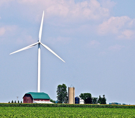 Wind turbines pose potential health risks - WKAR | Reaping the Wind | Scoop.it