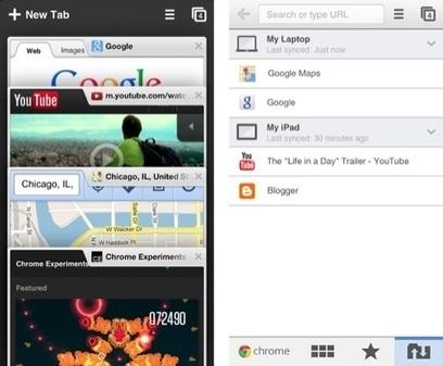 Chrome iOS intègre Passbook | Communication digitale | Scoop.it