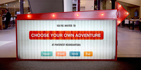 "Pinterest Plans ""Choose Your Own Adventure"" Product Announcement For April 24 
