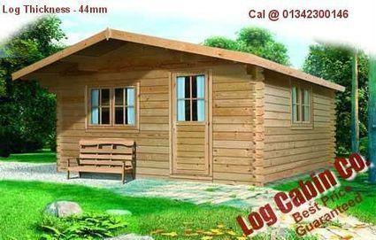 Best Log Cabin Sales at Cheap | Garden Adventure Ltd | Scoop.it