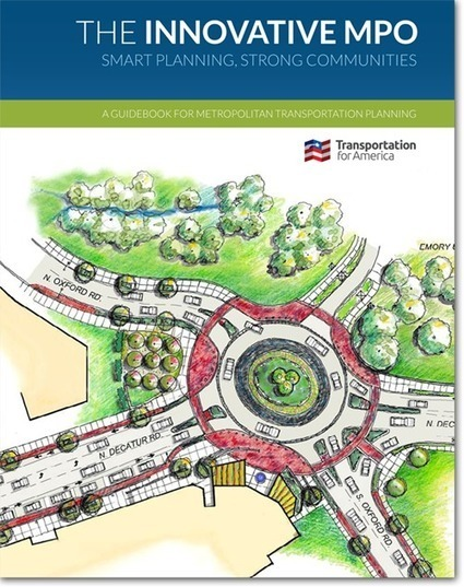 Transportation For America – Helping metros respond to the booming demand for more transportation options | Sustainable Futures | Scoop.it