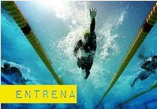 Tabla de Entrenamiento de Surf con natación.   natacion juegos olimpicos   Scoop.it