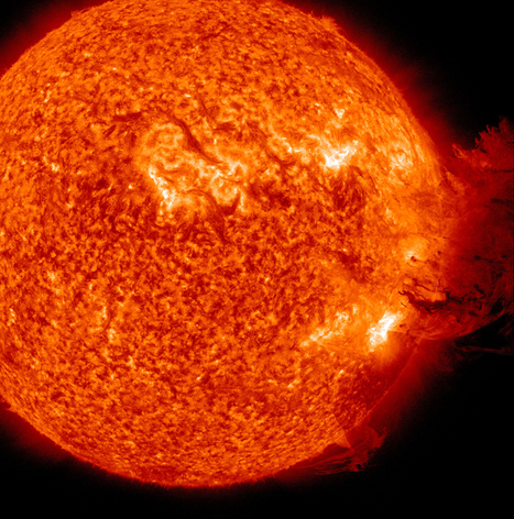 NASA - Having a Solar Blast | Science -Facts and Fiction | Scoop.it