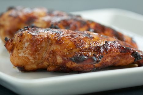 #HEALTHYRECIPE - Chipotle Grilled Chicken | The Man With The Golden Tongs Goes All Out On Health | Scoop.it