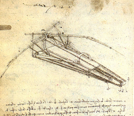 7 lessons on creativity from Leonardo da Vinci | Avant-garde Art & Design | Scoop.it