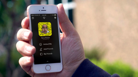 How to use Snapchat: The ultimate guide - iMore | Web Content Enjoyneering | Scoop.it