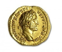 1,500-year-old Roman gold coin unearthed at Chinese tomb | History | Scoop.it