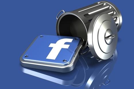 Guía completa para borrar todas tus cuentas de redes sociales y que no quede ningún dato | Educación, Tecnología e Innovaciones Pedagógicas | Scoop.it