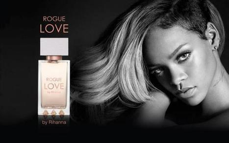 Rihanna Rogue Love, son nouveau parfum - meltyFashion   Parfum et Publicités de parfum   Scoop.it
