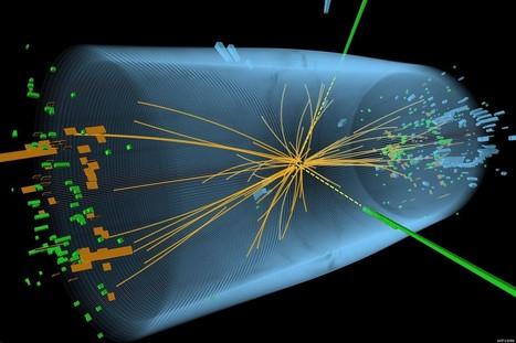Le prix Nobel de physique 2013 récompense les pères du boson de ... - Le Huffington Post | Intuition | Scoop.it
