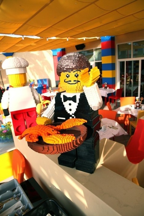 Hotel LEGO à Legoland en Californie, ouvert le 5 avril | Voyage Insolite | You're Welcome - Séjours linguistiques aux USA, Bons Plans & Actus | Scoop.it