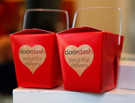Redesigned DoorDash app helps you choose restaurants based on delivery quality and speed | Urban eating | Scoop.it