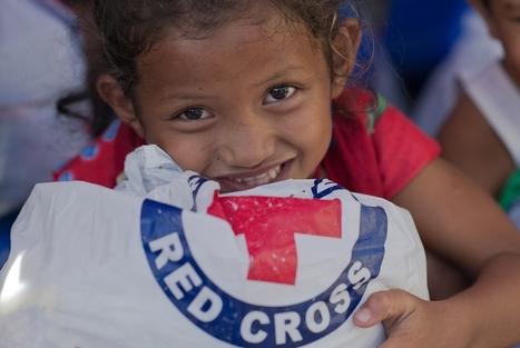 Rode Kruis komt met sms-actie voor Filipijnen - De Standaard | Angele Akossi Cluster | Scoop.it