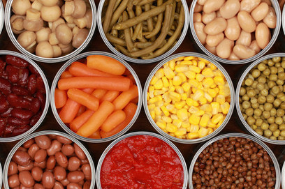 Study: Canned produce more affordable, just as nutritious as fresh | Nutrition | Scoop.it