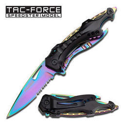 TAC-FORCE TF-705RB Sold By Insane Knives - Tough Spring Assisted Knives | Survival Knives by Edge Survival Knives.com | Scoop.it