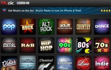 Muziic: escucha online tu música favorita gratuitamente | Las TIC y la Educación | Scoop.it