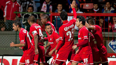 CONCACAF Champions League: Toluca expect physical challenge from San ... - Major League Soccer | Sports Paraguay | Scoop.it
