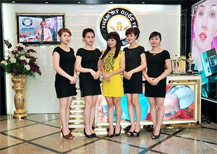 Thẩm mỹ viện uy tín ở tại Hà Nội - Thẩm mỹ Quốc tế Bally 463 Kim Mã | Cho thuê xe cưới tại Hà Nội giá rẻ | Scoop.it