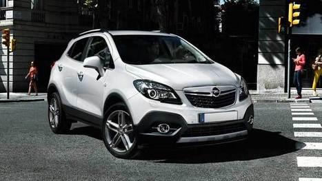 Opel Mokka | Noleggio Autocoming | Noleggio Auto a Cesena - Forlì » Autocoming | Scoop.it