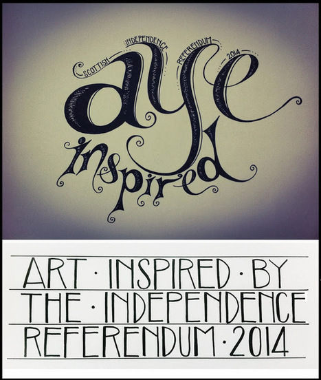 Aye Inspired | Culture Scotland | Scoop.it