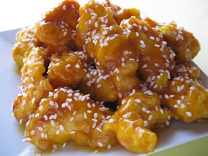 Chinese Honey Chicken Recipe | BlogChef.net | Food | Scoop.it