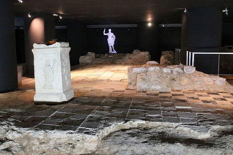 Reclaman a la Generalitat devolver a Cartagena un altar romano del siglo I d.C | LVDVS CHIRONIS 3.0 | Scoop.it