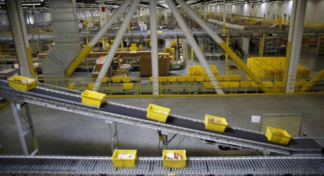 How Amazon is secretly building its superfast delivery empire | Digital REvolution in Real Estate | Scoop.it