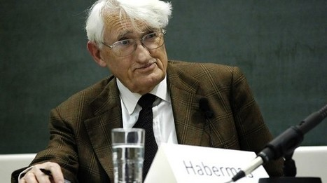 "Filósofo Habermas alerta para exigência dos cidadãos de uma ""democracia ... - iOnline | Conferência Internacional | Scoop.it"