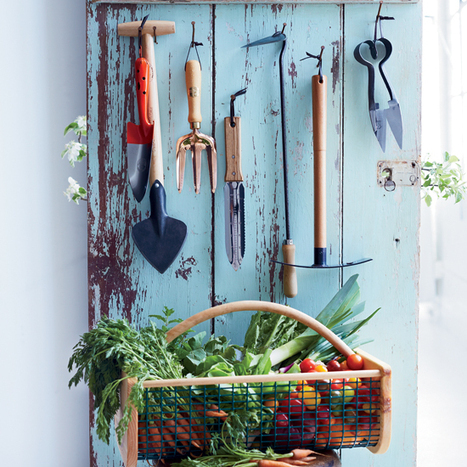 Artisanal Garden Tools - Hungry Crowd | Food & Wine | Annie Haven | Haven Brand | Scoop.it