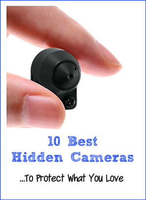Covert Spy Cameras - Best Hidden Cameras And Tips On Hiding Them | camera security | Scoop.it