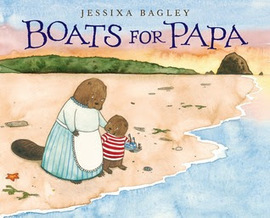 Librarian's Quest: Drifting Out To Sea With Love | All Things Caldecott | Scoop.it