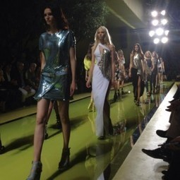 Milan Fashion Week Spring 2014: Pucci rolls with the punches ... | fashion | Scoop.it
