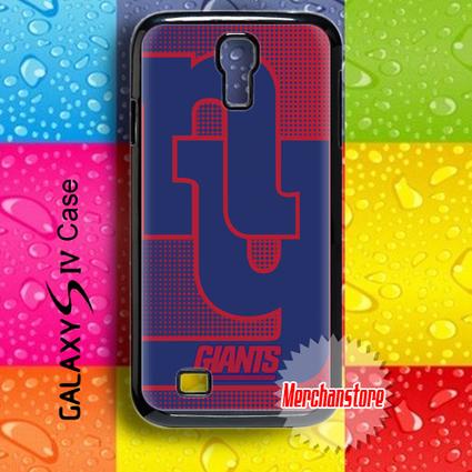 New York Giants NFL Samsung Galaxy S4 Case | Merchanstore - Accessories on ArtFire | SAMSUNG GALAXY S4 CASE | Scoop.it
