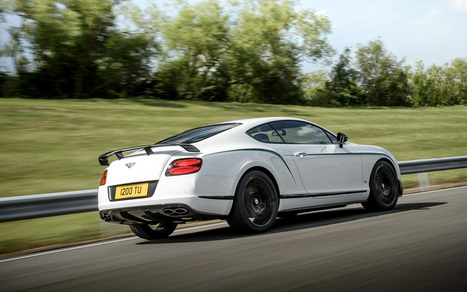2015 Bentley Continental GT3-R fuel cell photos | Review Cars 2016 | CARS REVIEW 2015-2016 | Scoop.it
