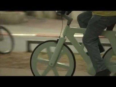 Can a Cardboard Bicycle Change The World?! | Artificial Intelligence | Scoop.it