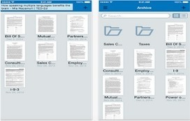Some Great iPad Apps for eSining Documents | Technological Sparks | Scoop.it
