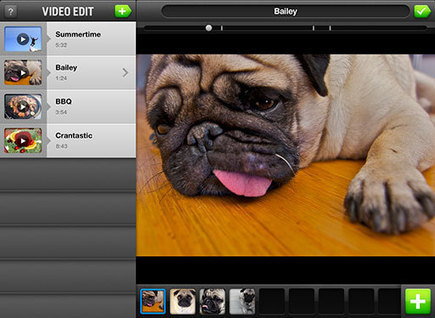 Video Edit for iPhone, iPad and iPod Touch | L'attrape-images | Scoop.it