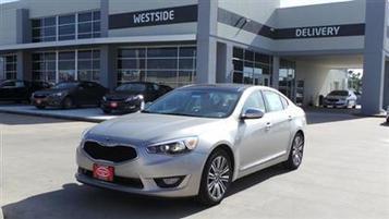 2014 Kia CADENZA BEIGE New Car Details | Stock No: 43473 | Kia New Car Dealership Houston | Chevy Car Dealer | Scoop.it
